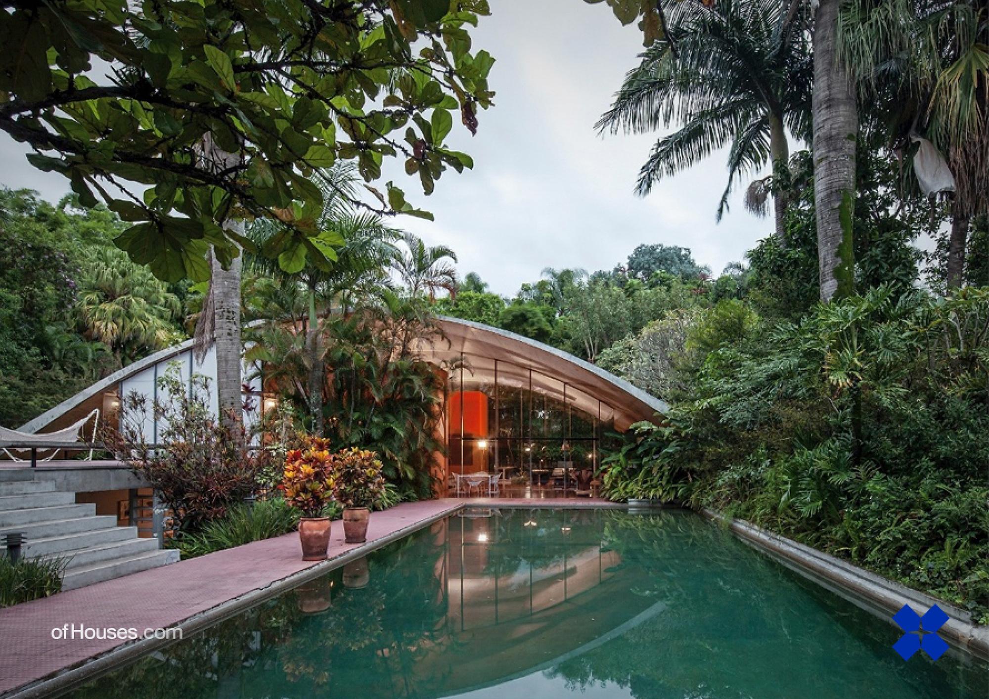 Brazilian Houses Ofhouses Ciaa