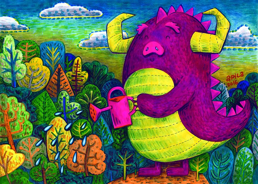 http://apilapepita.com/Gardening-Monster