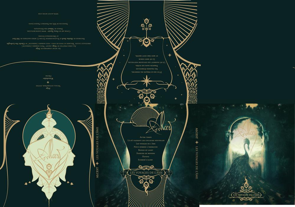 Alcest Les Voyages De L 226 Me Metastazis