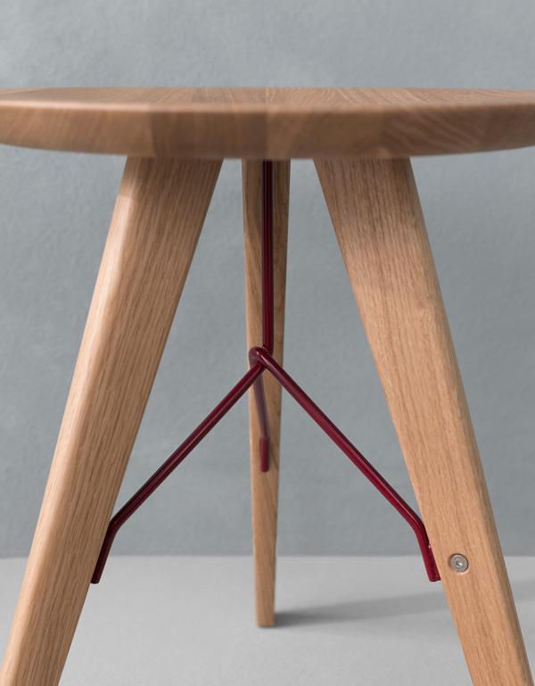 Ivo stool frankrettenbacher interior images from the zanotta catalogue 2016 concept by leonardo sonnoli set design by studio salaris photography by beppe brancato and leo torri greentooth Gallery
